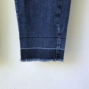 PAIGE Jeans - Paige Hoxton Ankle Skinny Jean Raw Hem 31